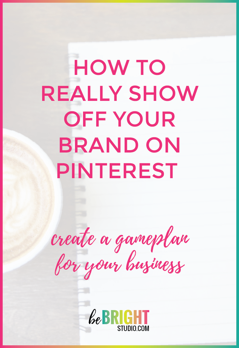How to really show off your brand on Pinterest